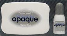 Stazon opaque inkpad set SZ-000-158 Abyssa blue