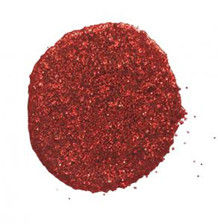 CE Embossingpulver Christmas Red Sparkle