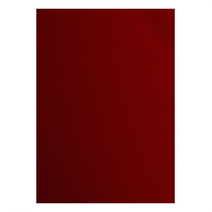Florence Cardstock texture A4 Ruby