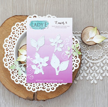 Lady E Design Leaves 8