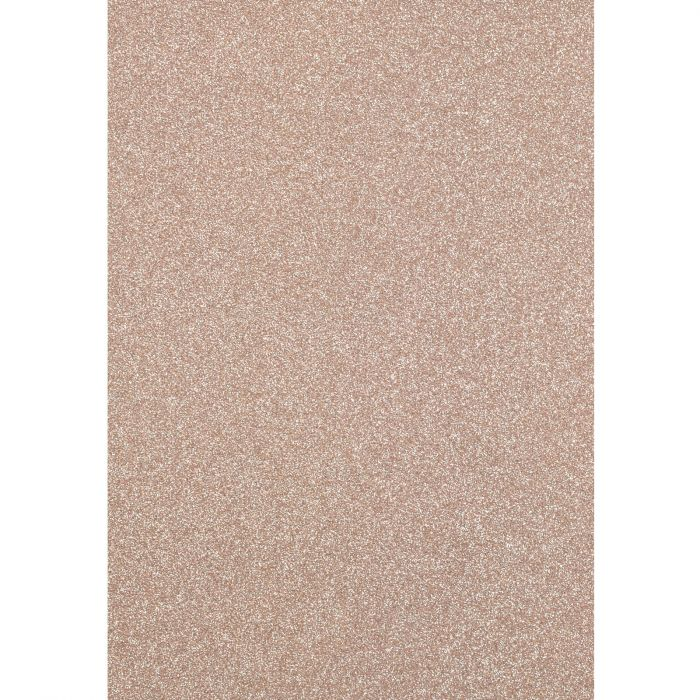 Florence • Glitter paper A4 5pcs 250g Champagne