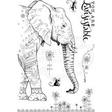 CE PI060 Elephantastic