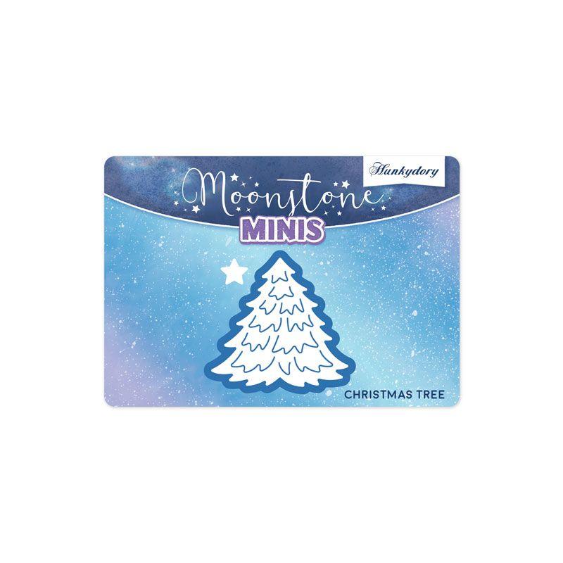 HD MSTONE394 MINIS  Christmas Embellishments - Christmas Tree