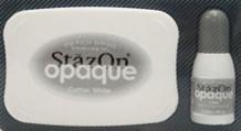 Stazon opaque inkpad set SZ-000-110 cotton white