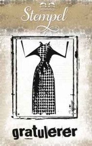 PD13806 Stempel Skjorte med slips
