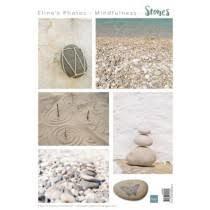 Marianne Design A4 Motivark Stones