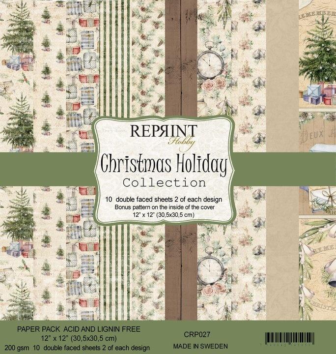 Reprint Christmas Holiday (CRP027)