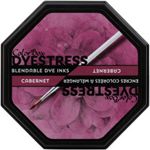 ColorBox Dyestress Blendable Dye Ink Cabernet