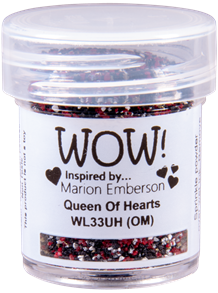 WL33UH WOW Queen Of Hearts