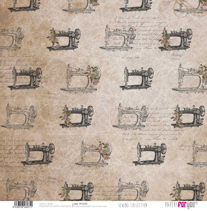 PFY075 SEWING COLLECTION