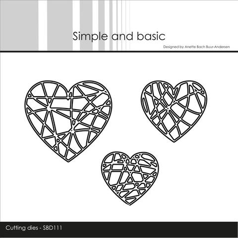 SBD111 String Hearts
