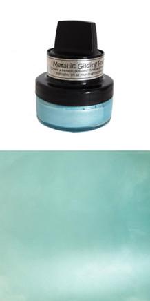 "Cosmic Shimmer Gilding Polish / Voks ""Powder Blue"""
