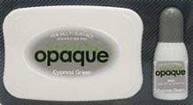 Stazon opaque inkpad set SZ-000-161 Cypresse green