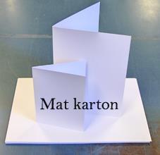 Basickarton Hvid