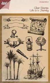 Joy Silicone Stempel - Nautical Journey
