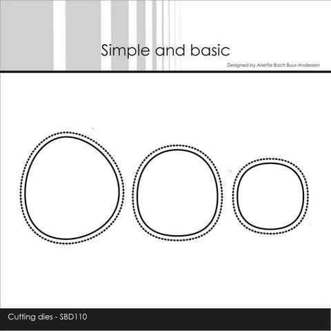 SBD110 Organic Holes