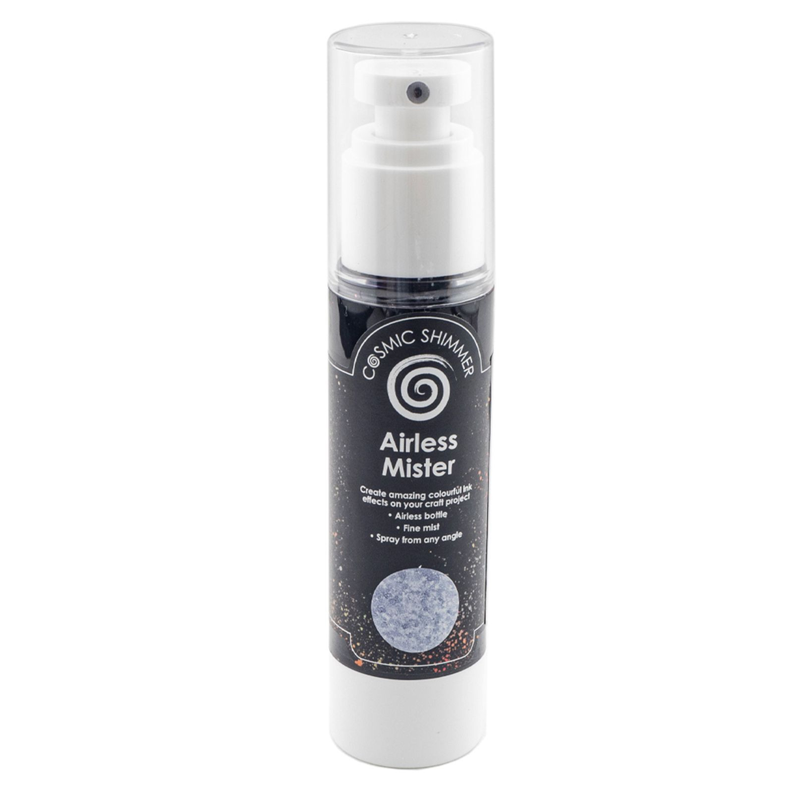 CE Cosmic shimmer airless mister night