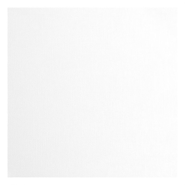 Florence Cardstock texture  White