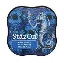 STAZON MIDI BLUE HAWAII