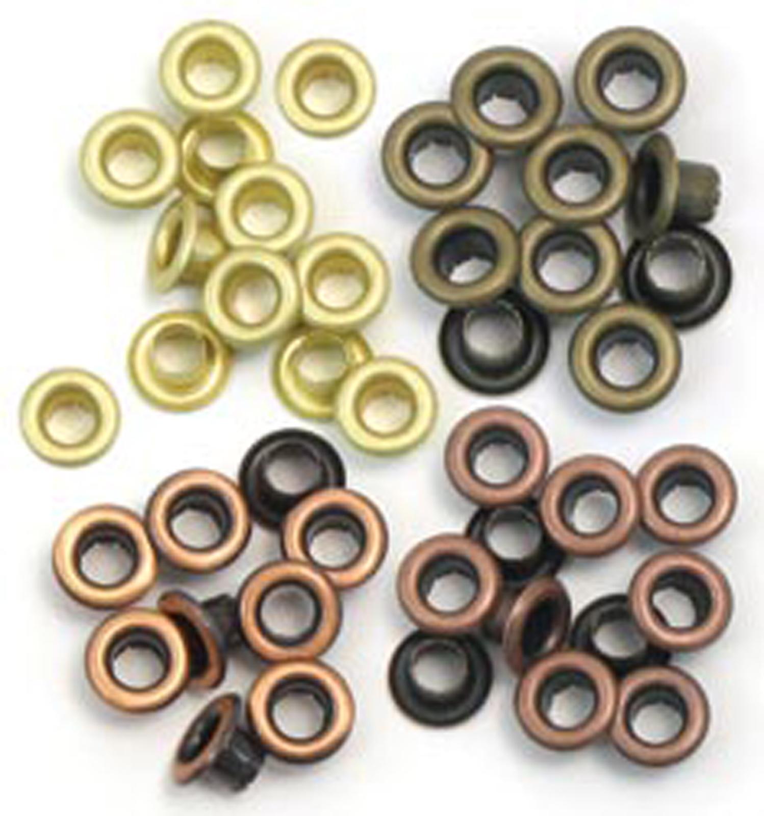We R Memory Keepers Warm Metal Crop-A-Dile Standard Eyelet 41583-1