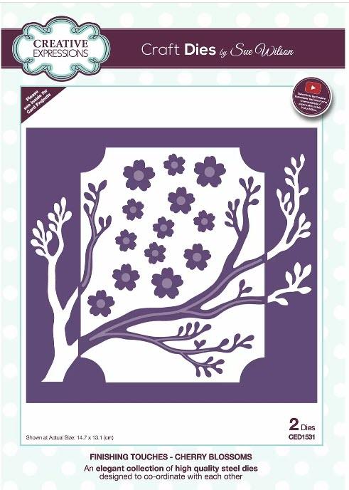 CE CED1531 Cherry blossoms