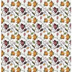 PFY2322 SPIRAL FLOWERS ENTELADO PAPER