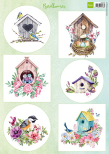 Marianne Design A4 Motiv ark Butterfly Dreams