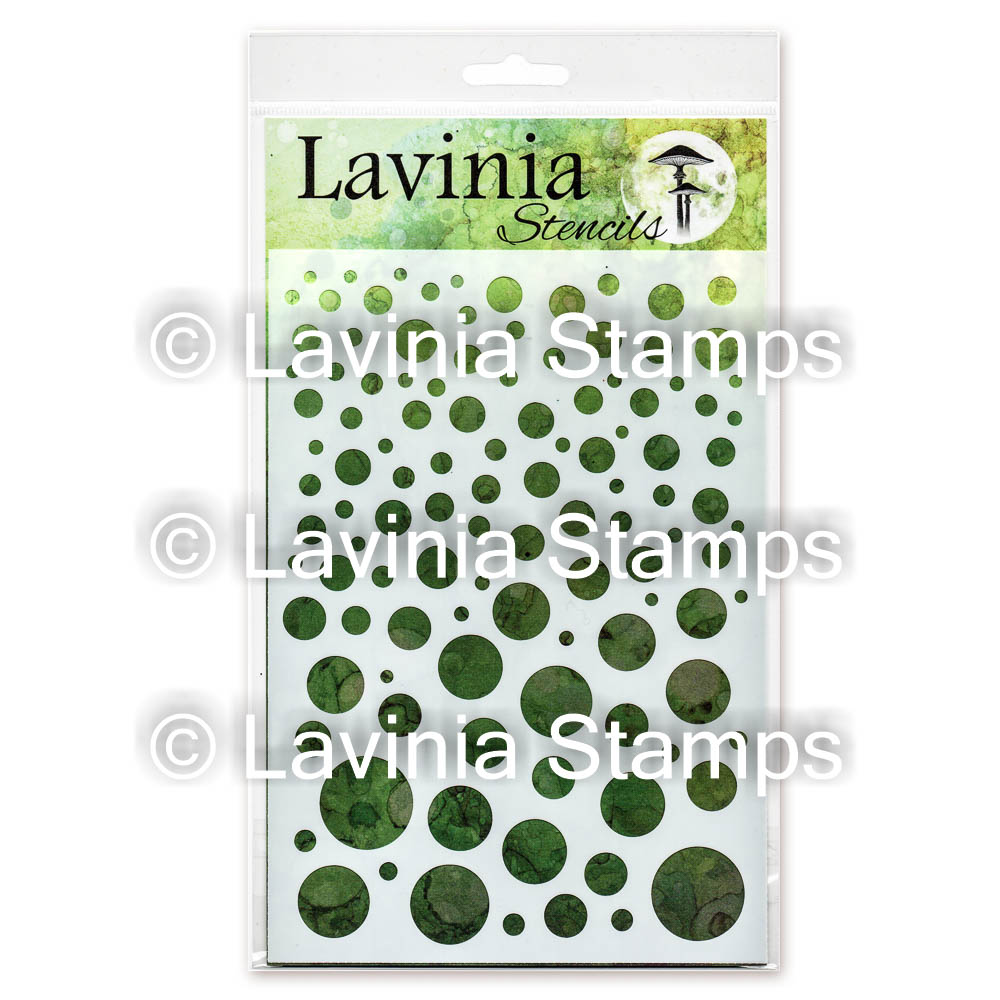 LAV ST018 White Orbs