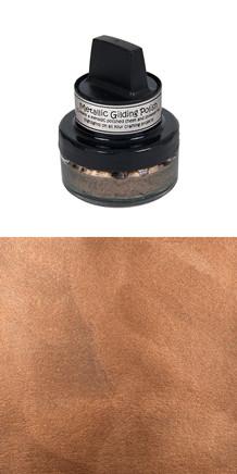 "Cosmic Shimmer Gilding Polish / Voks ""Chocolate Bronze"""