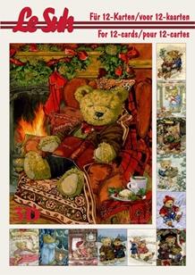 3d A5 bog: Bamse om vinteren