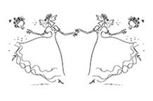 "ARTEMIO Stempel ""Rainbow Marriage"" women"