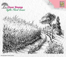 NS Stempel Cornfield & country road