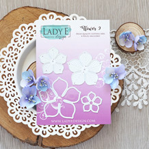Lady E Design Flower 9