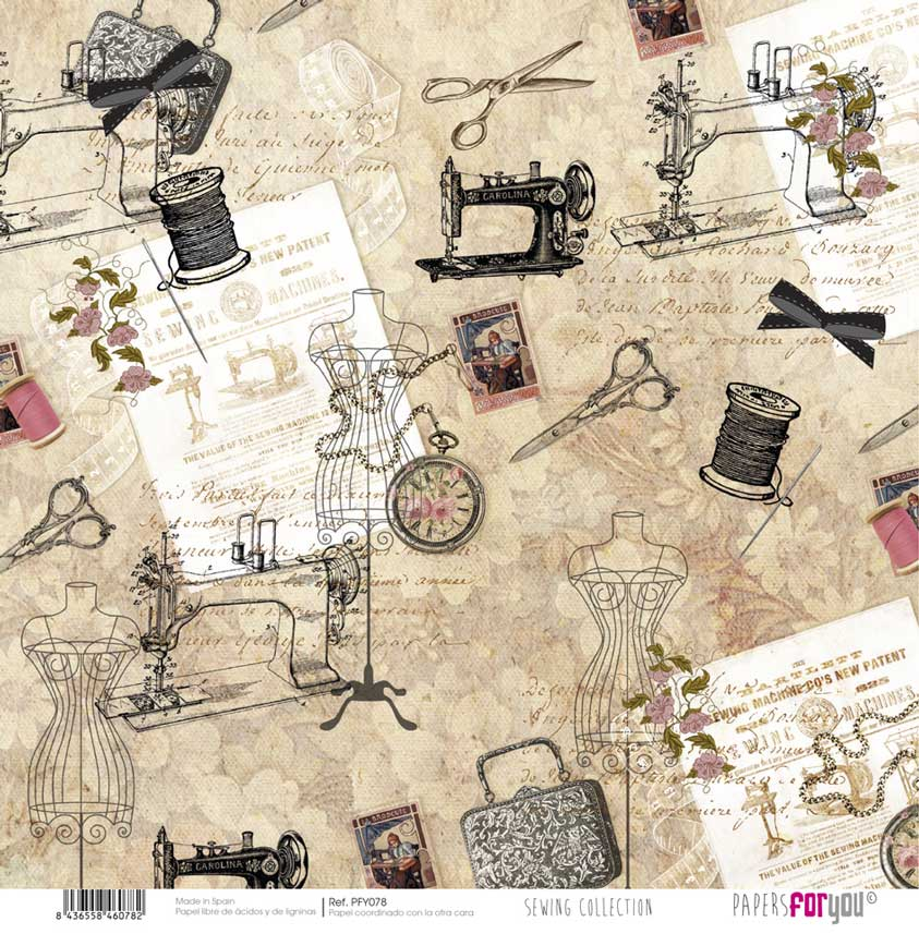 PFY078 SEWING COLLECTION