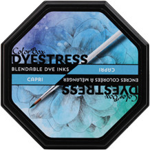 Colorbox Dyestress Blendable Dye Ink Capri