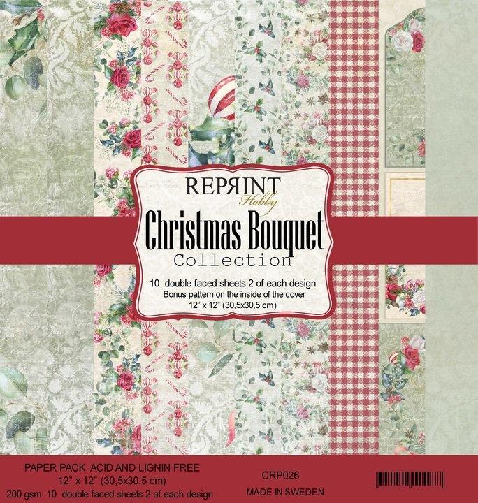Reprint Christmas Bouquet (CRP026)