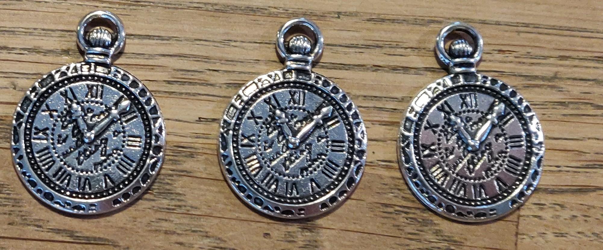 IC Metal sølv ure