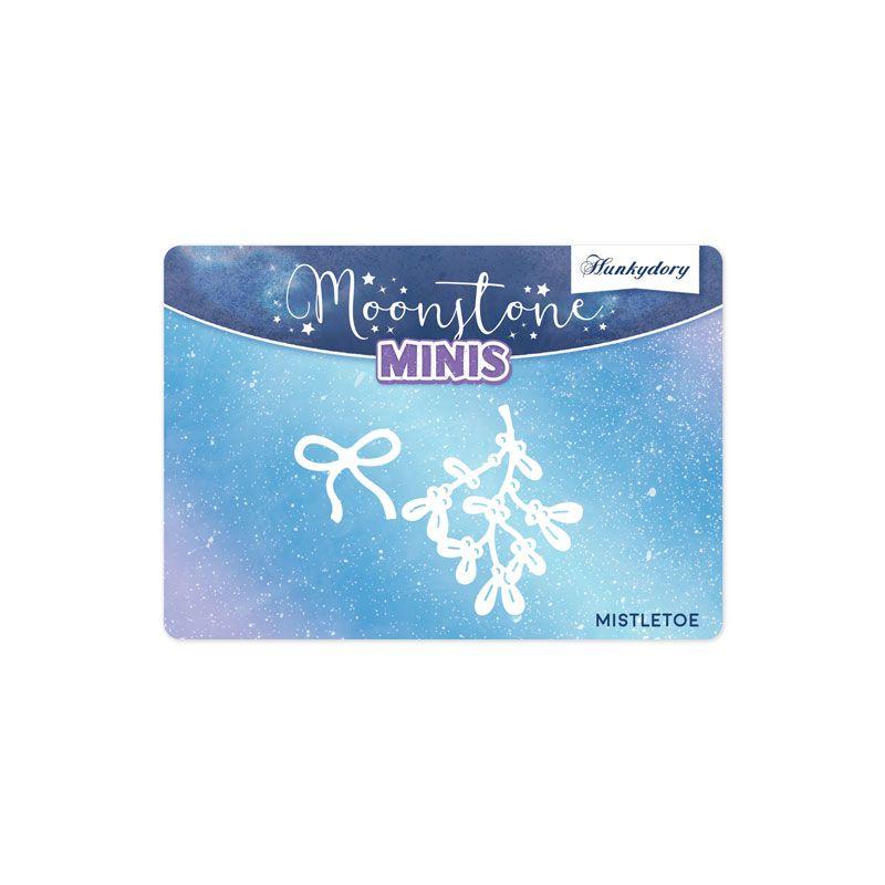 HD MSTONE396 MINIS Christmas Embellishments - Mistletoe