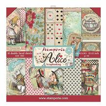 Stamperia Alice (SBBL52)