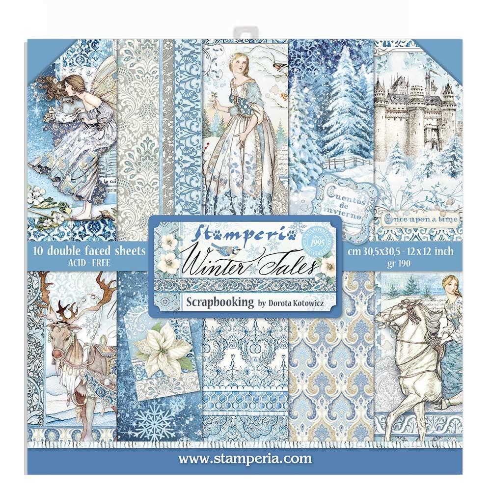 Stamperia Winter Tales (SBBL76)