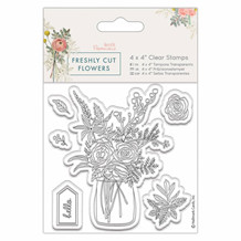 Papermania Flower Vase