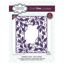 CE CED4385 Frames tags Leafy