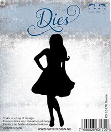 PD16170 Dies Kvinde,