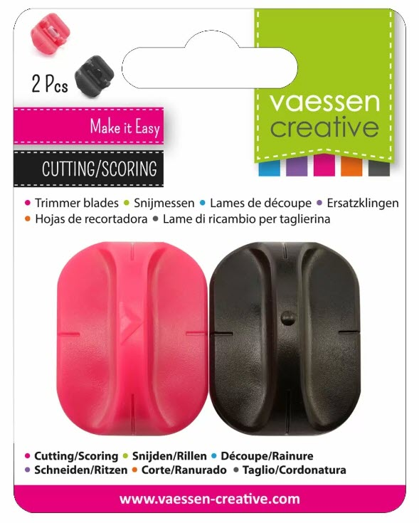 Vaessen Creative • Cutting and scoring blade  (2207-107)