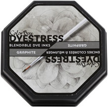 Colorbox Dyestress Blendable Dye Ink Graphite