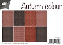 Joy Enkelte ark - Autumn Colour