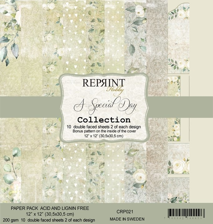 Reprint A Special Day  (CRP021)