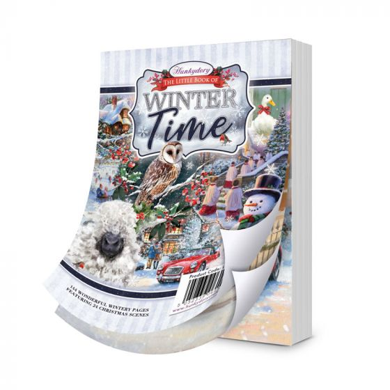 HD LBK266 The Little Book of Winter Time
