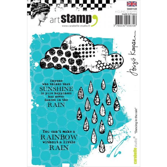 SA60152E Dancing in the Rain