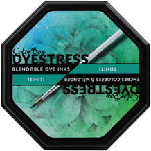 Colorbox Dyestress Blendable Dye Ink Tahiti